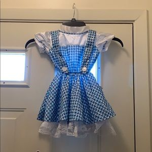 Wizard of Oz Halloween  Toddler 1-3 years Rubies